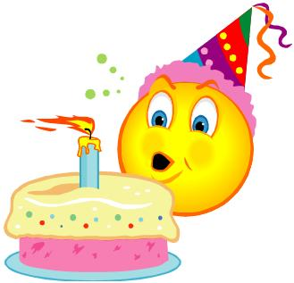 Bon anniversaire Patrick 58 Smiley10