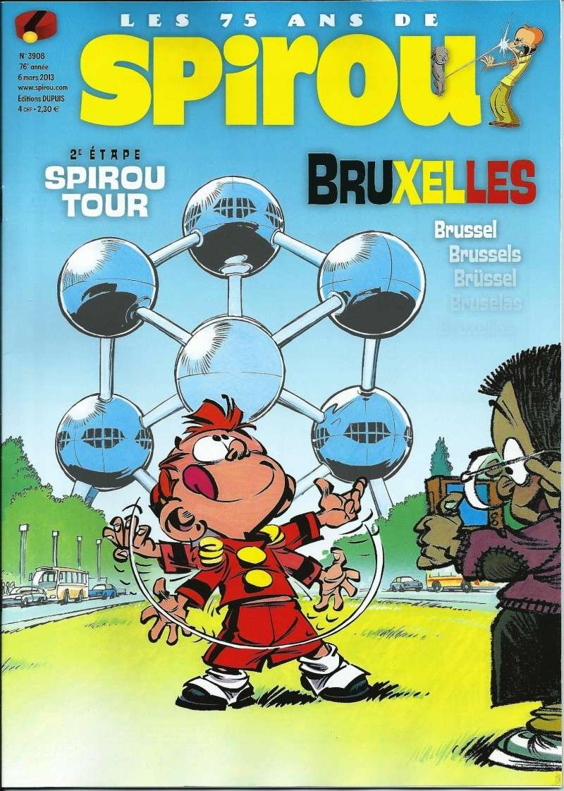 Spirou ... le journal - Page 3 Sp10