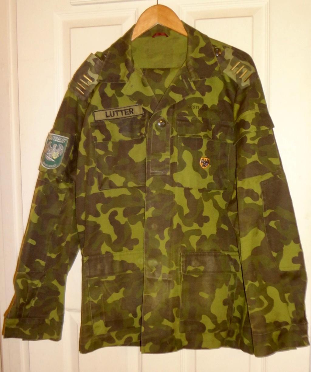Estonian Defense League uniforms Dsc00916