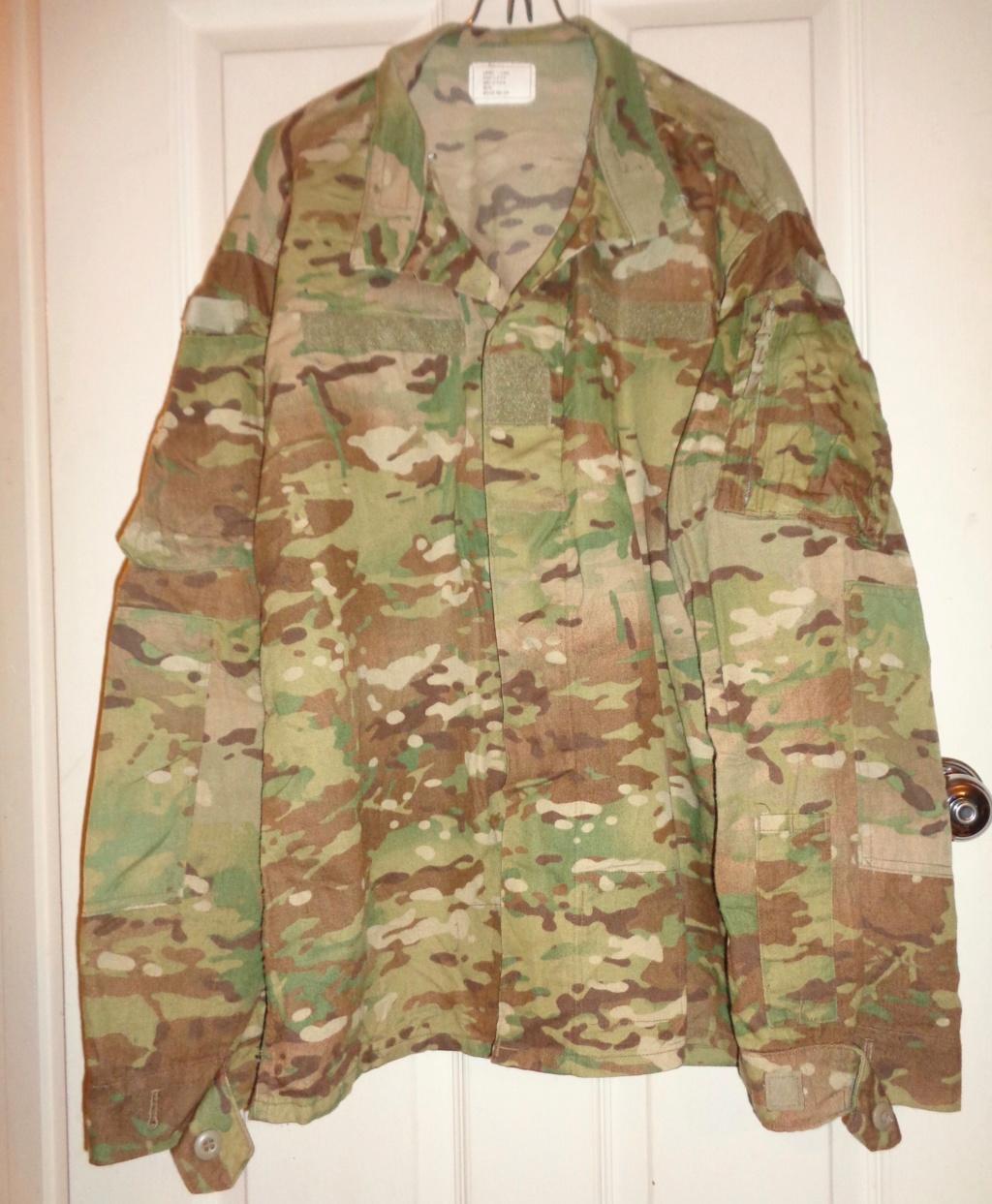 US Army Jungle trial uniform  Dsc01912