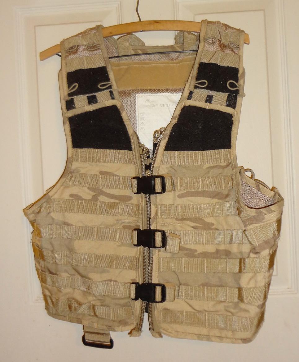 Belgian Desert Uniforms Dsc02610