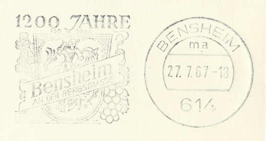 Weinorte in Deutschland Benshe14