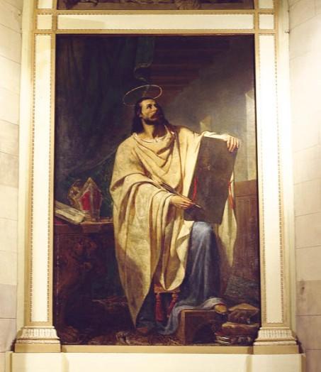 QUESTIONS SUR L'ÉVANGILE DE SAINT LUC (Saint Augustin) Saint_13