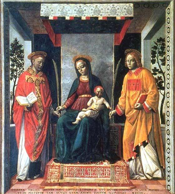 SAINT FAUSTIN et SAINT JOVITE, martyrs (15 février) Saint_14