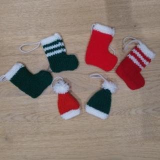 Décorations de Noël en laine 43746110