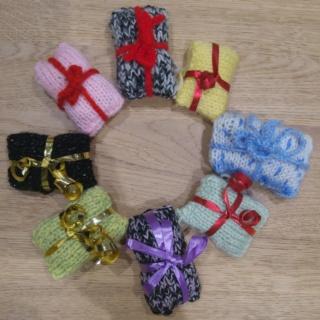 Décorations de Noël en laine 43753710