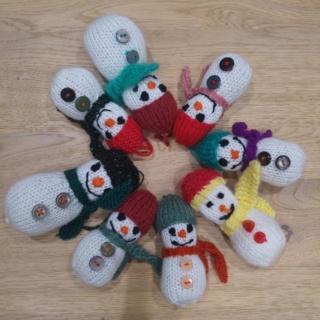 Décorations de Noël en laine 43771610
