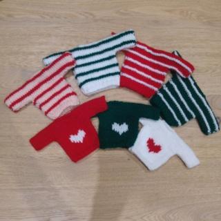 Décorations de Noël en laine 43788610