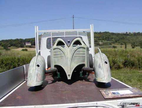 ma dedeuche et Citroën Citroe12