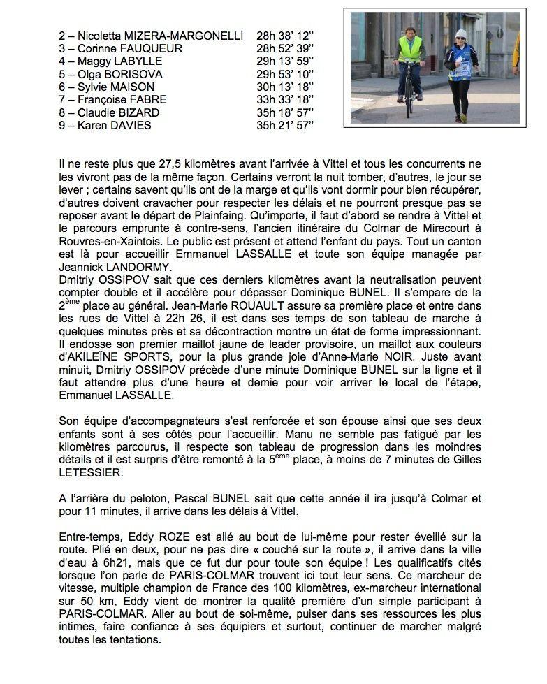 Jean CECILLON  (résumé de Paris-Colmar 2013) - Page 2 3210