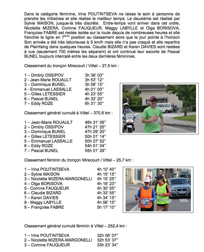 Jean CECILLON  (résumé de Paris-Colmar 2013) - Page 2 3310