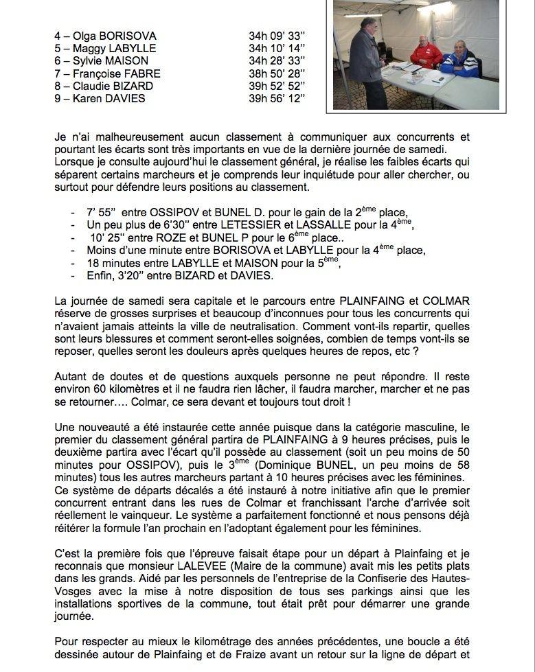 Jean CECILLON  (résumé de Paris-Colmar 2013) - Page 2 3410