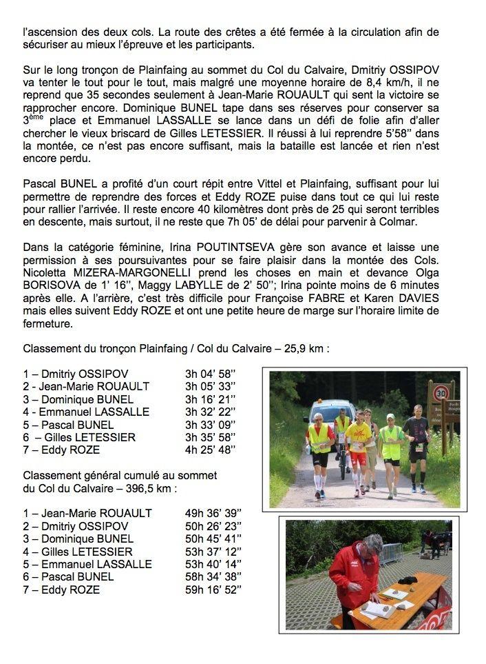 Jean CECILLON  (résumé de Paris-Colmar 2013) - Page 2 3511