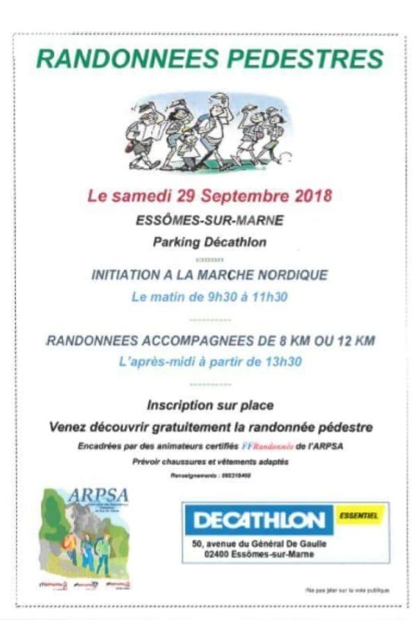 Randonnée à Essonnes sur Marne 42313210
