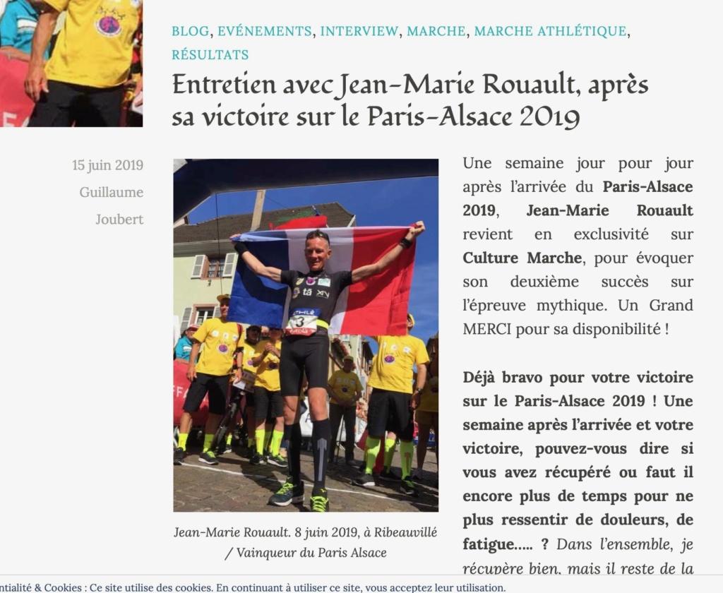 Photos et vidéos de Paris-Alsace 2019 Captur24