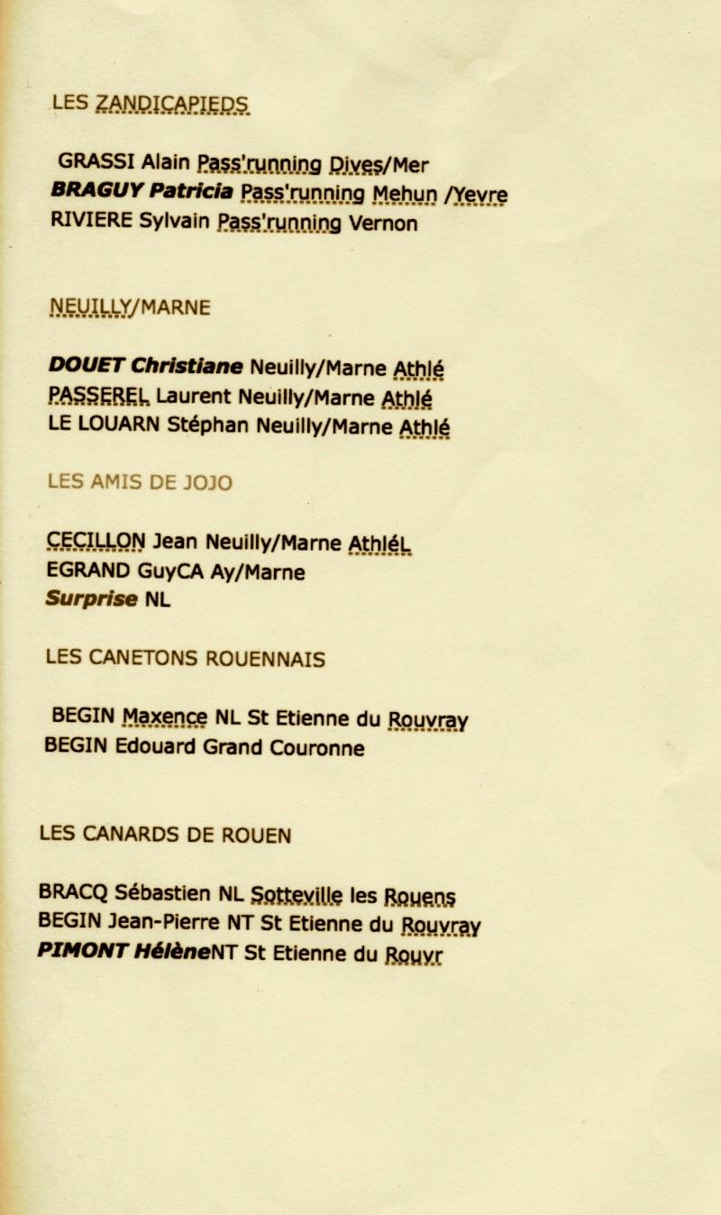 24h de St Thibault des vignes 5-6 octobre 2013 - Page 2 Numari12