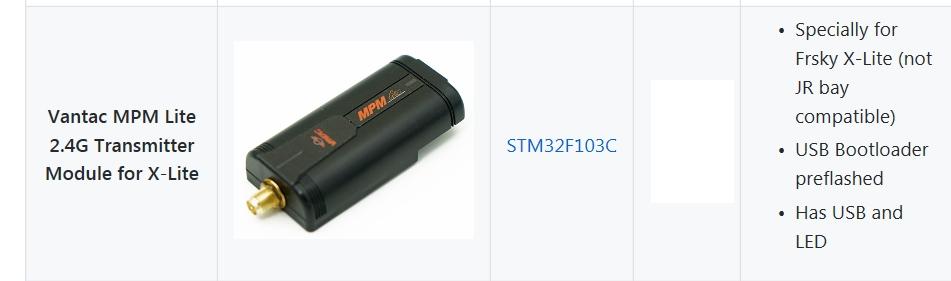 iRangeX IRX4 Plus 2.4G CC2500 flash firmware ou pas ? Sans_t10