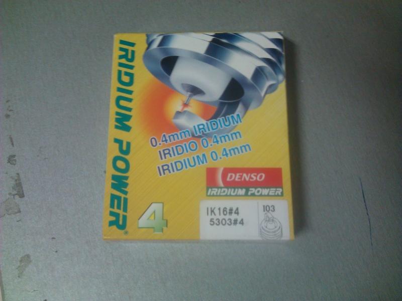 свечи Denso - Iridium Power 2013-016