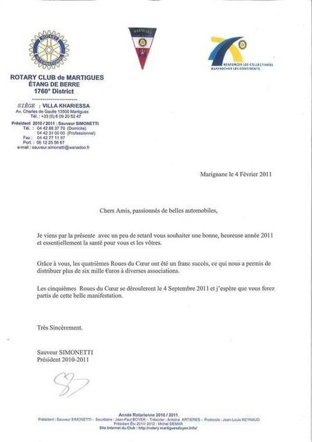 5ieme roues du coeur. Dimanche 4 septembre 2011 à Martigues Sansti10