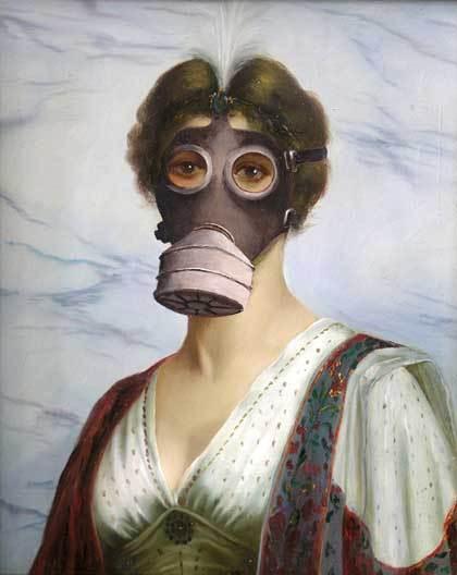 Bansky, grapheur et détourneur Banksy12
