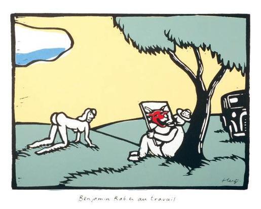 femmes inattendues pour illustrateurs diaboliques Bruno-10