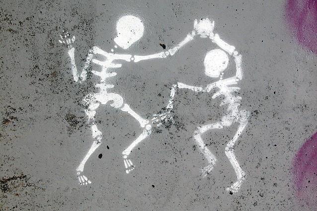 Danse Macabre (la mort inspire les artistes) Dansem10