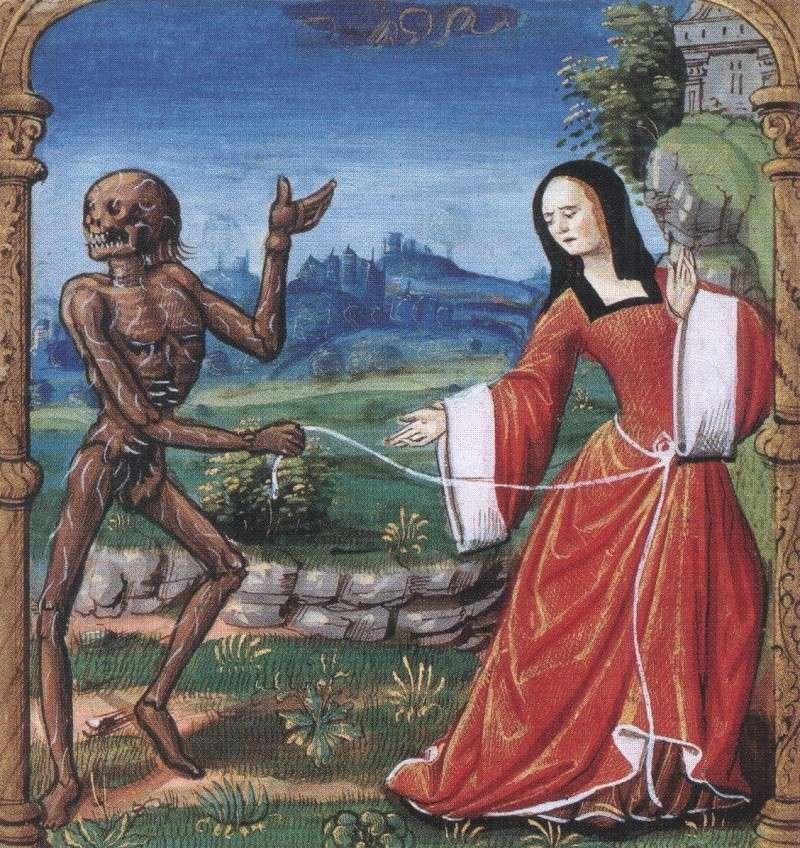 Danse Macabre (la mort inspire les artistes) Maitre10