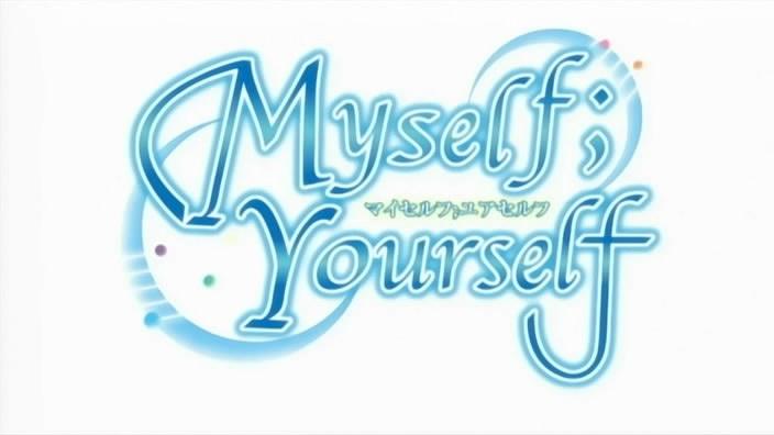 تقرير عن انمــــــي Myself;Yourself  Xmb1t810