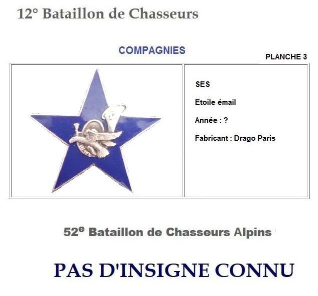 Les insignes de bataillons- Mise à jour... - Page 2 12e_pl13