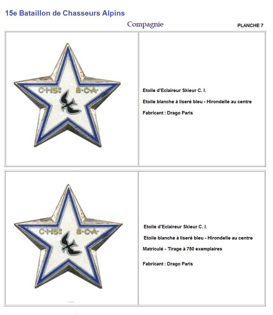 Les insignes de bataillons- Mise à jour... - Page 2 15e_pl16