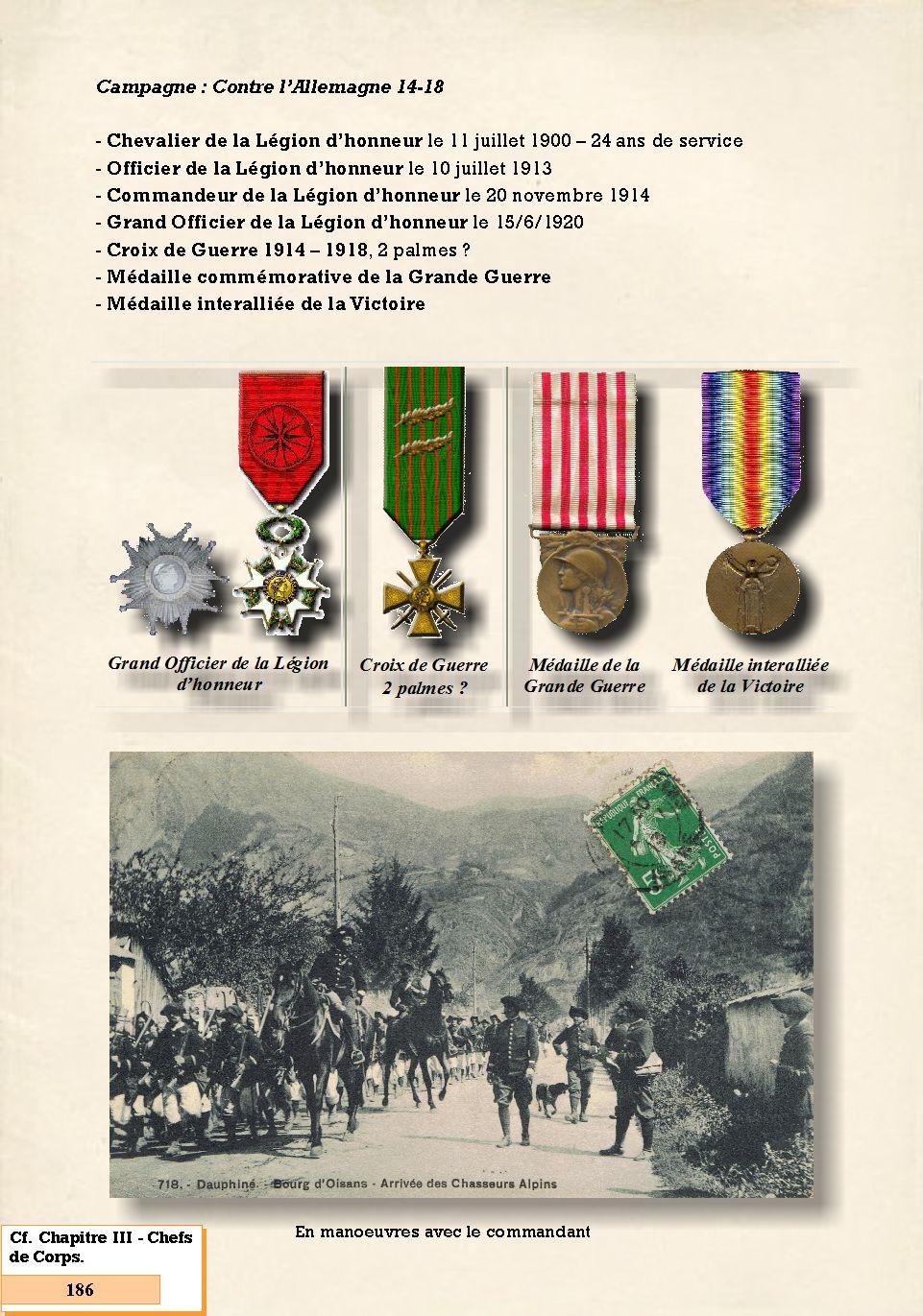 L'Historique du 14e Bataillon de Chasseurs. 1854 - 1962 186_pa10