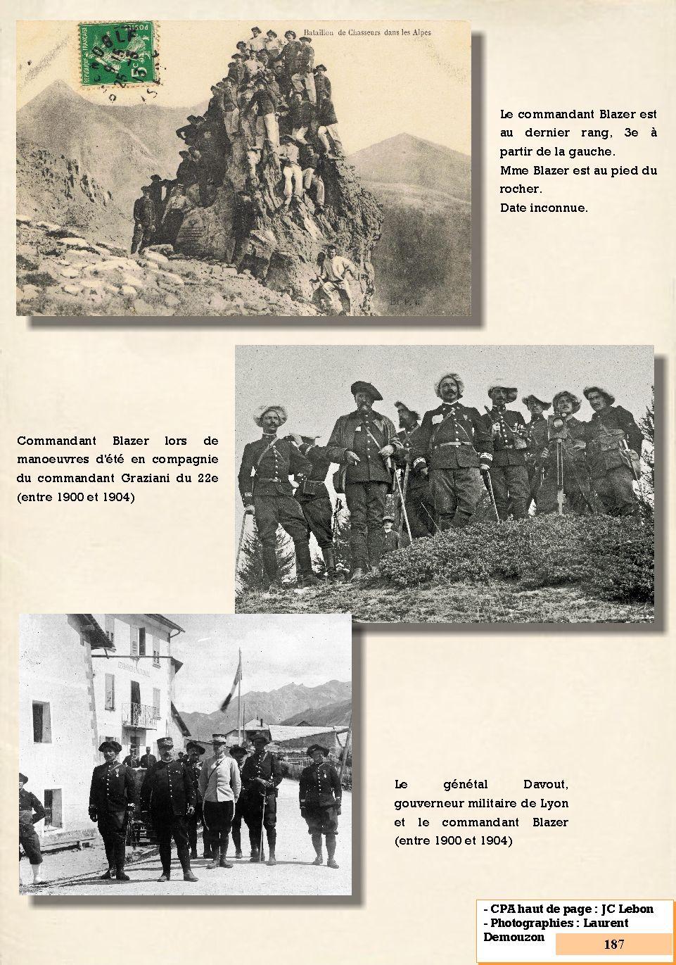 L'Historique du 14e Bataillon de Chasseurs. 1854 - 1962 187_pa10