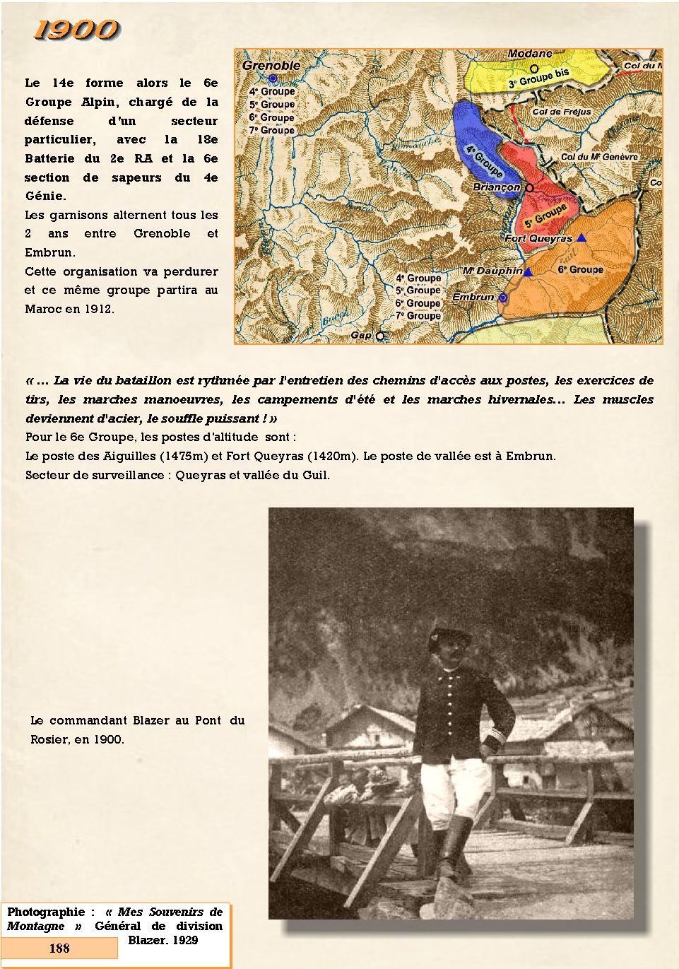L'Historique du 14e Bataillon de Chasseurs. 1854 - 1962 188_pa10