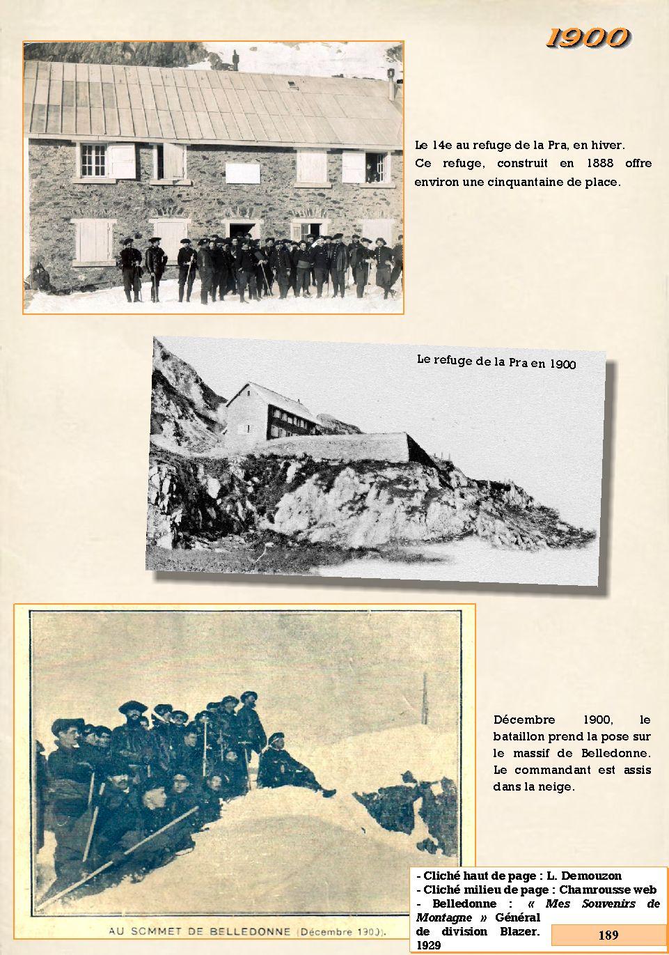 L'Historique du 14e Bataillon de Chasseurs. 1854 - 1962 189_pa10