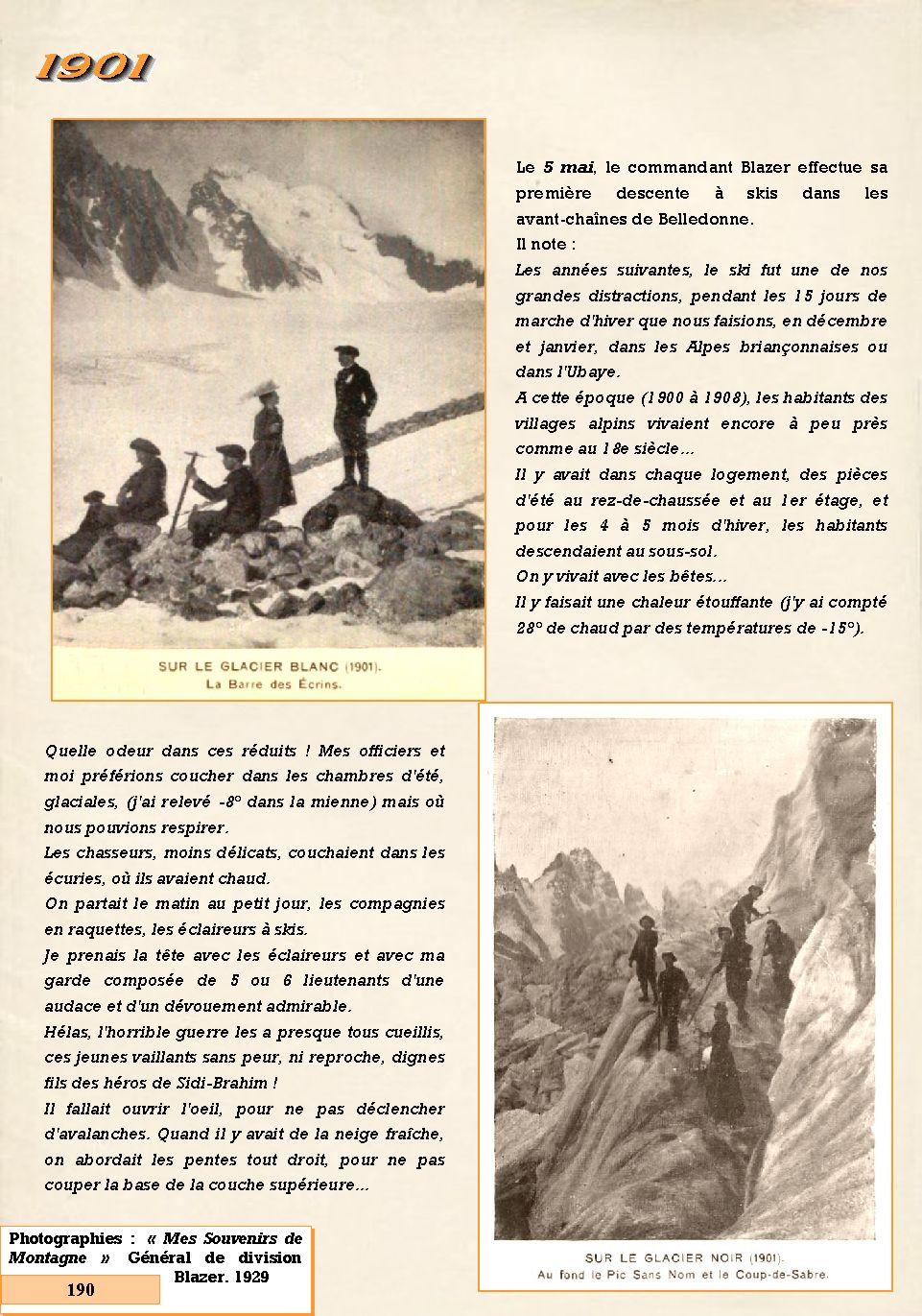 L'Historique du 14e Bataillon de Chasseurs. 1854 - 1962 190_pa10