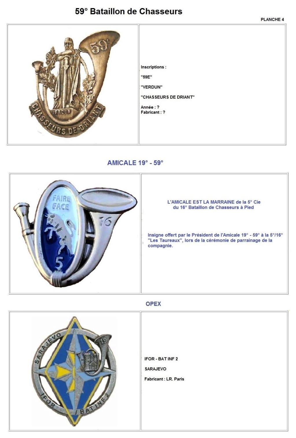 Les insignes de bataillons- Mise à jour... - Page 2 19e_pl14