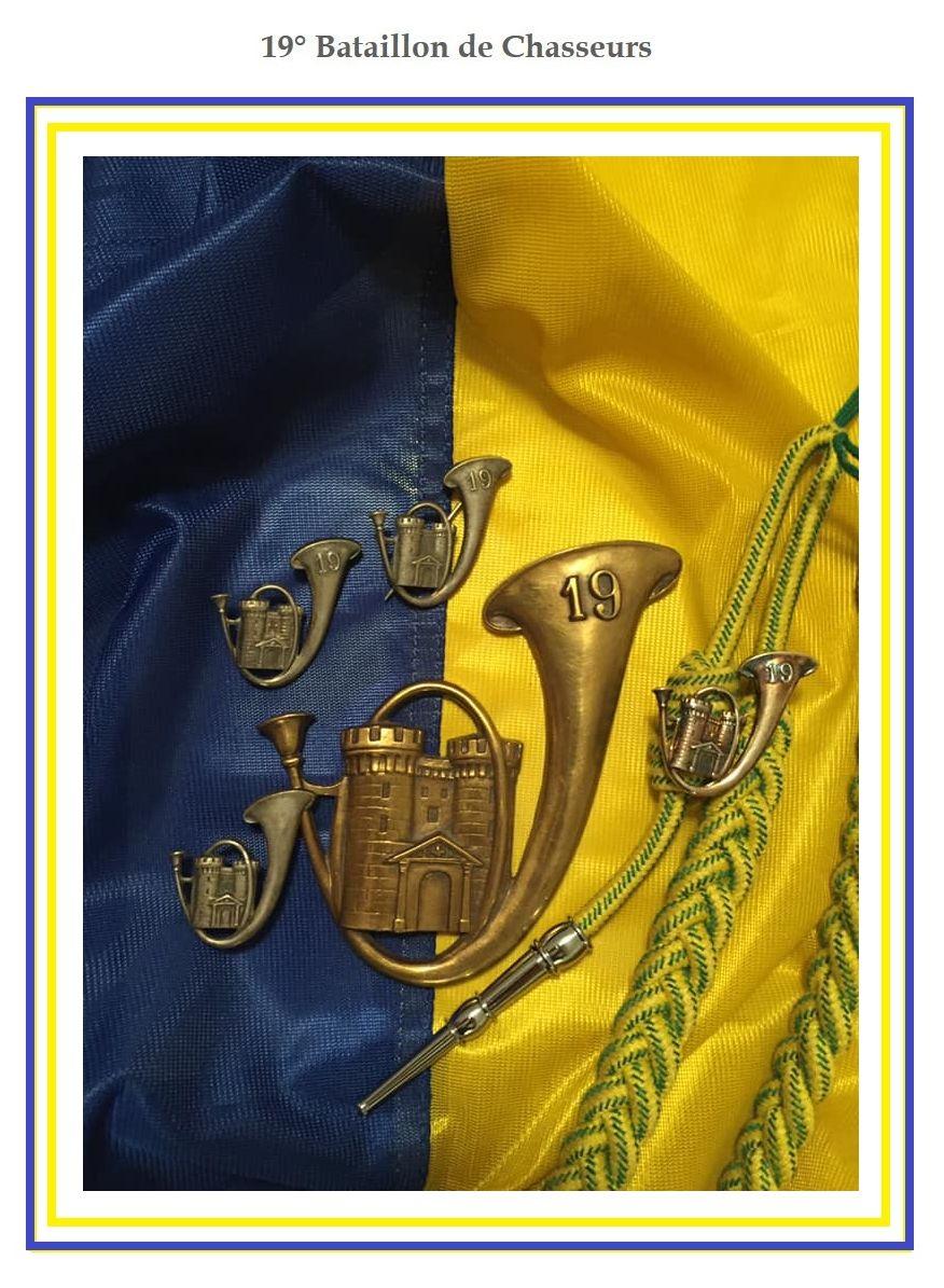 Les insignes de bataillons- Mise à jour... - Page 2 19e_pl15