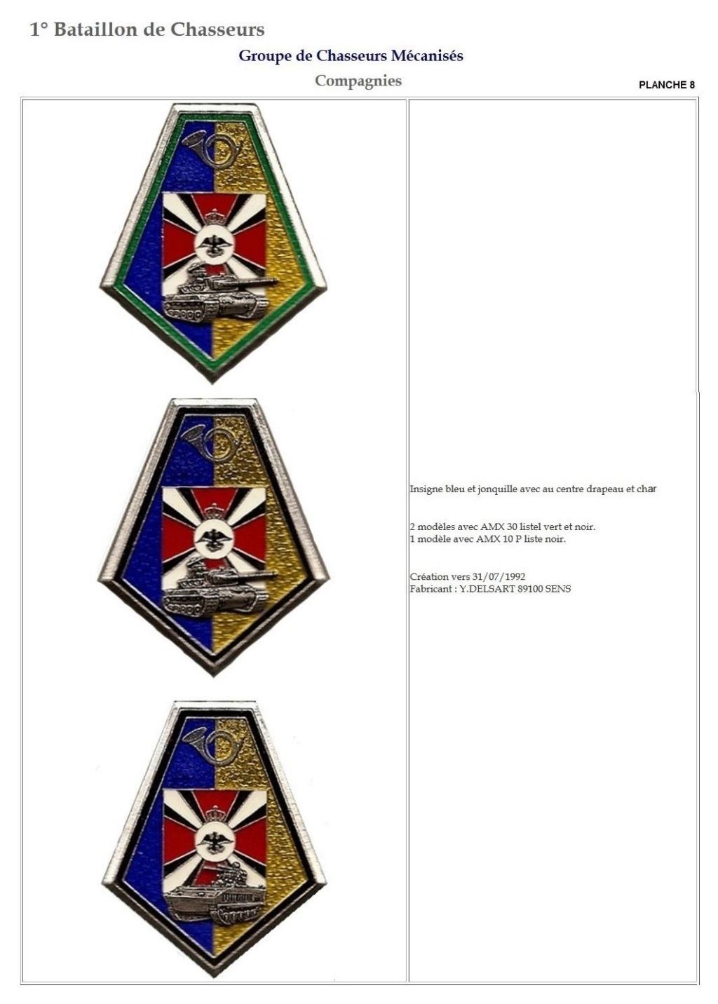 Les insignes de bataillons- Mise à jour... 1er_pl17