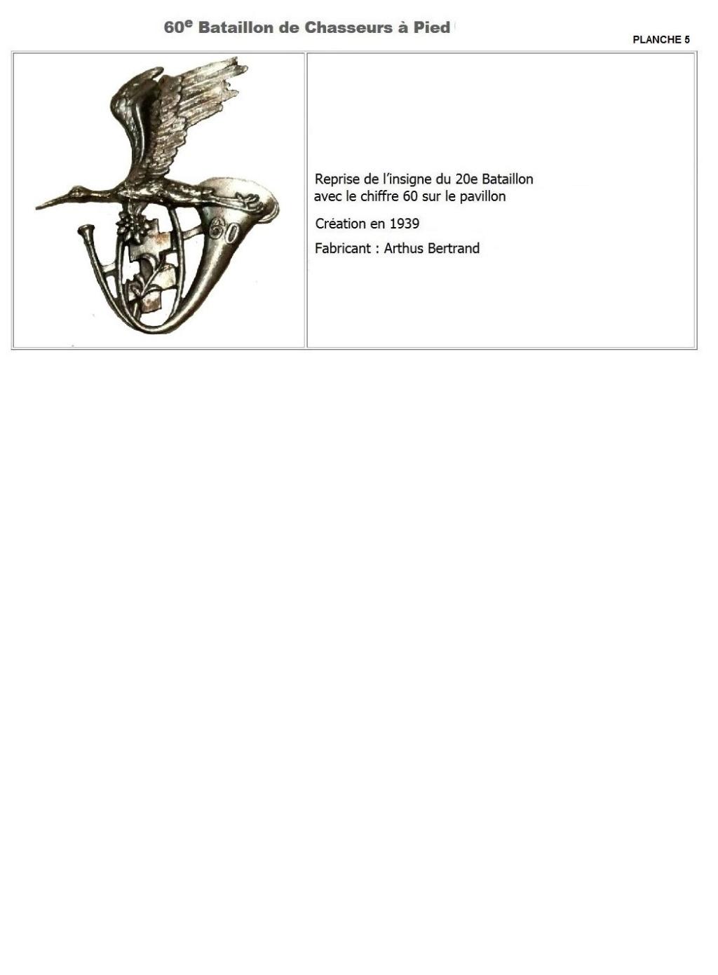 Les insignes de bataillons- Mise à jour... - Page 2 20e_pl13