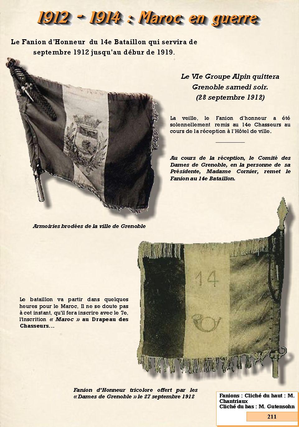L'Historique du 14e Bataillon de Chasseurs. 1854 - 1962 211_pa10