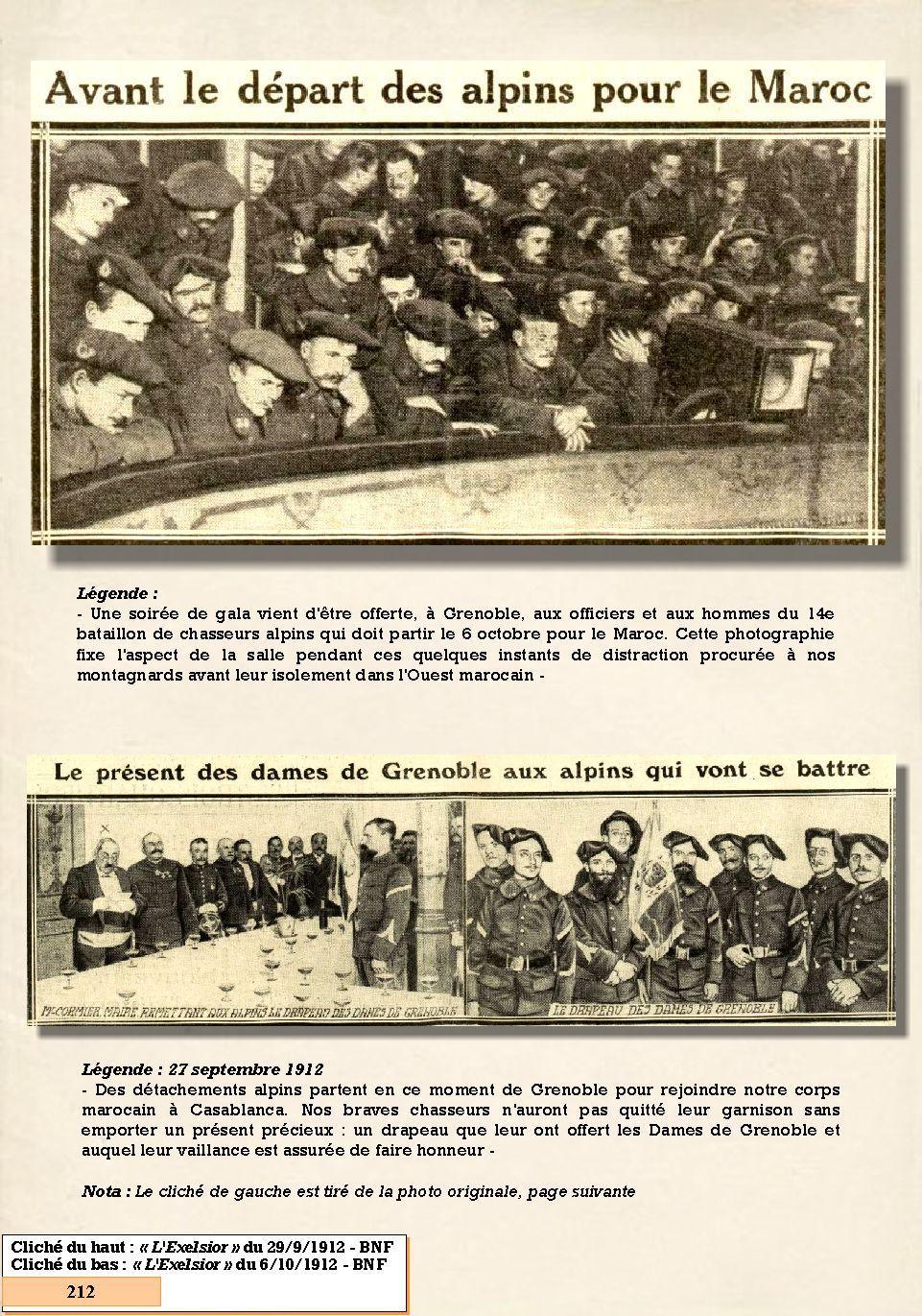L'Historique du 14e Bataillon de Chasseurs. 1854 - 1962 212_pa10