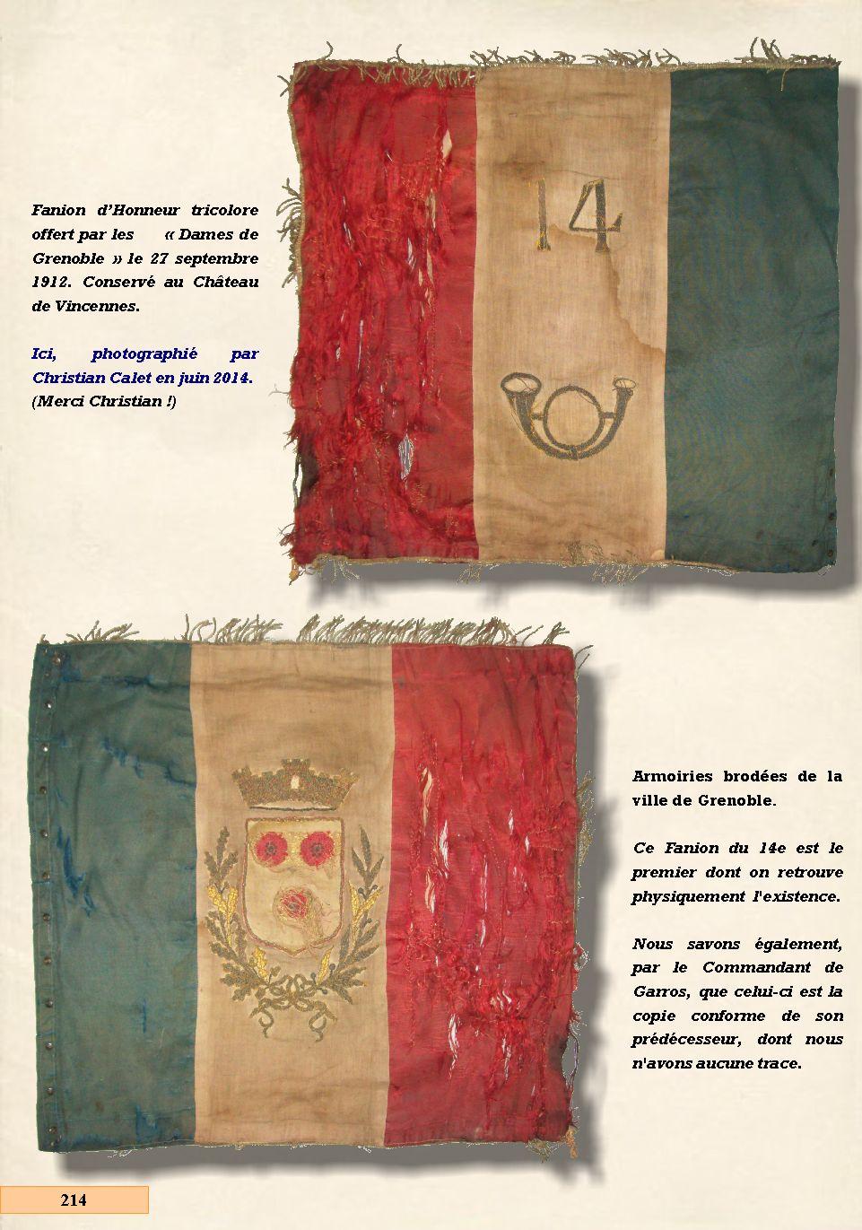 L'Historique du 14e Bataillon de Chasseurs. 1854 - 1962 214_pa10
