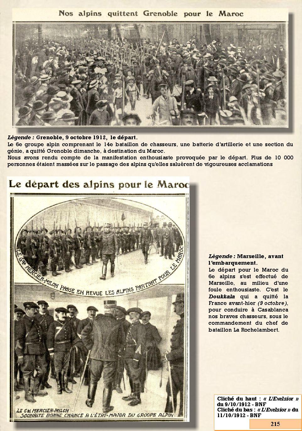 L'Historique du 14e Bataillon de Chasseurs. 1854 - 1962 215_pa10