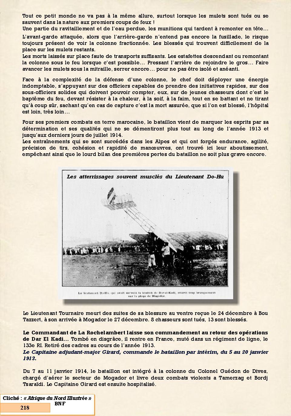 L'Historique du 14e Bataillon de Chasseurs. 1854 - 1962 218_pa10