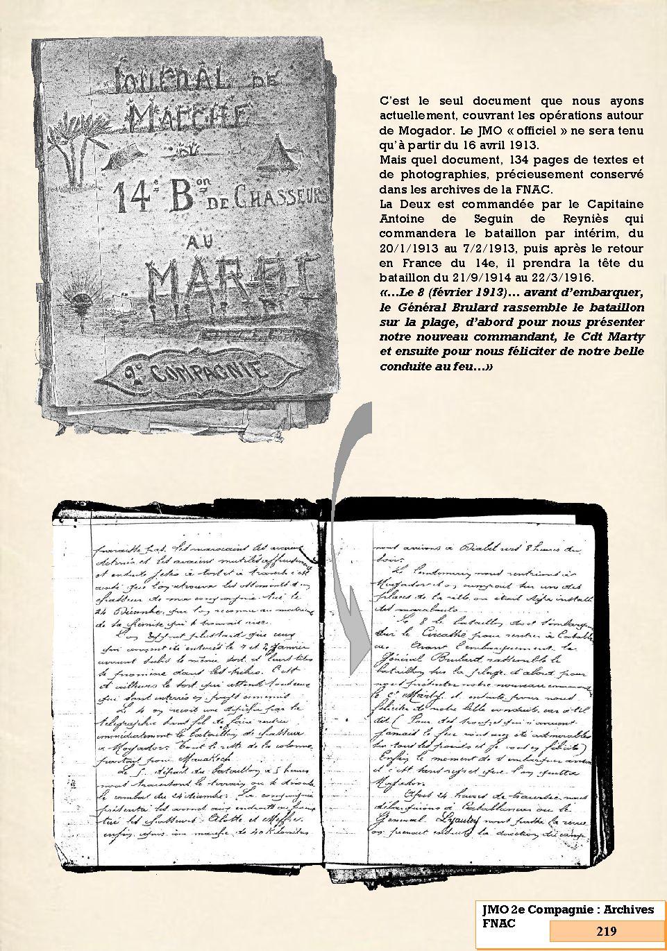 L'Historique du 14e Bataillon de Chasseurs. 1854 - 1962 219_pa10