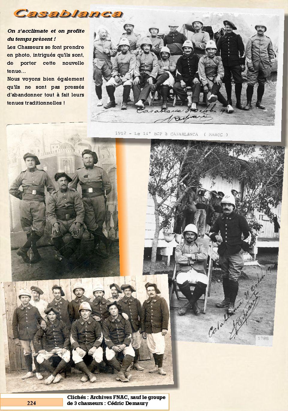 L'Historique du 14e Bataillon de Chasseurs. 1854 - 1962 224_pa10