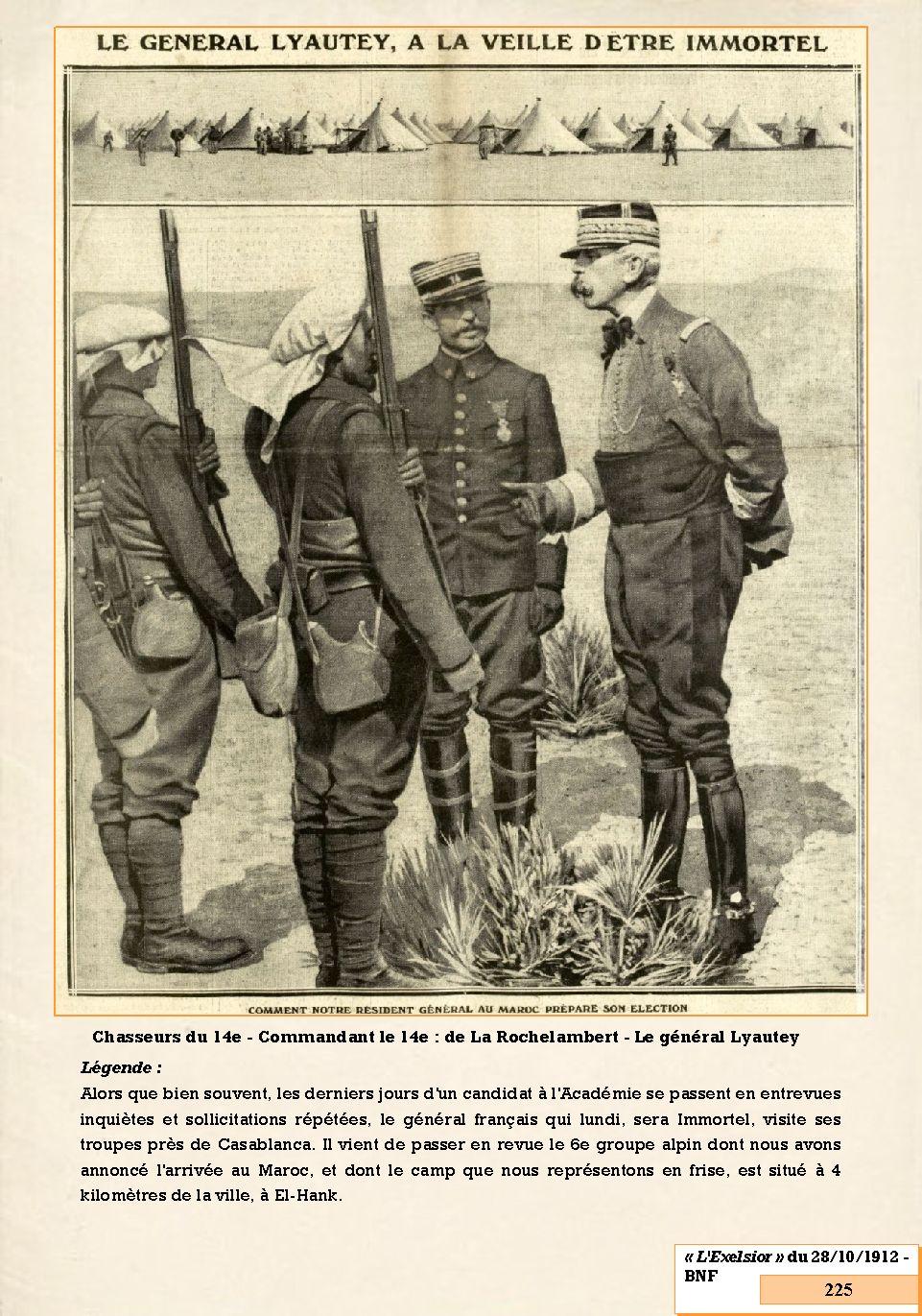 L'Historique du 14e Bataillon de Chasseurs. 1854 - 1962 225_pa10