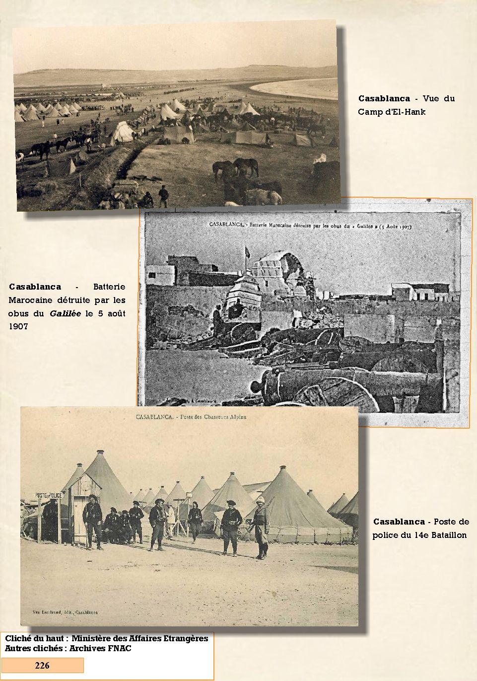 L'Historique du 14e Bataillon de Chasseurs. 1854 - 1962 226_pa10