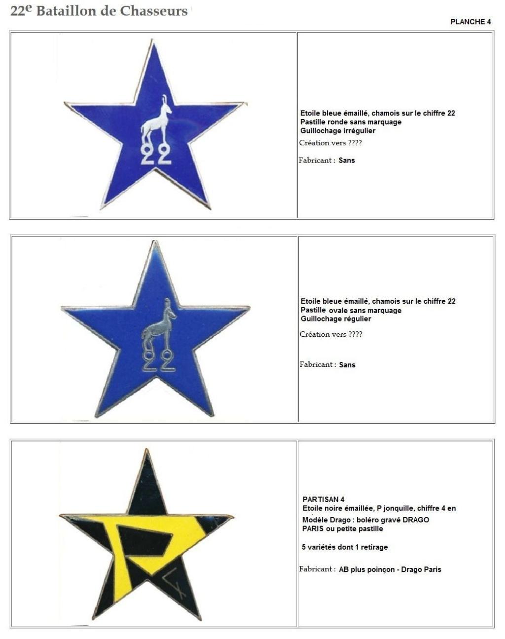 Les insignes de bataillons- Mise à jour... - Page 2 22e_pl14