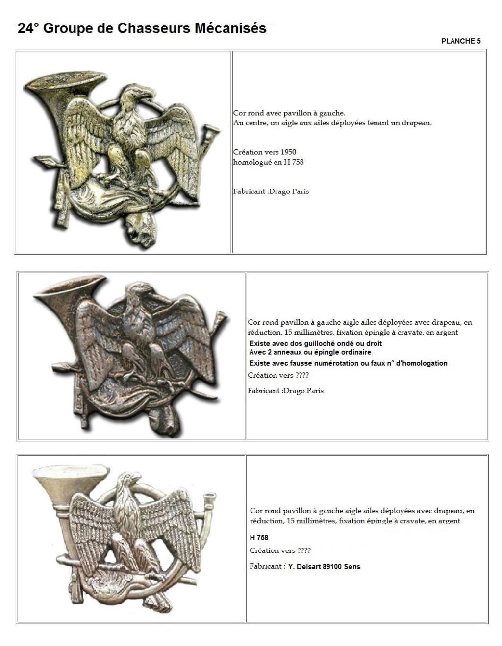 Les insignes de bataillons- Mise à jour... - Page 2 24e_pl14